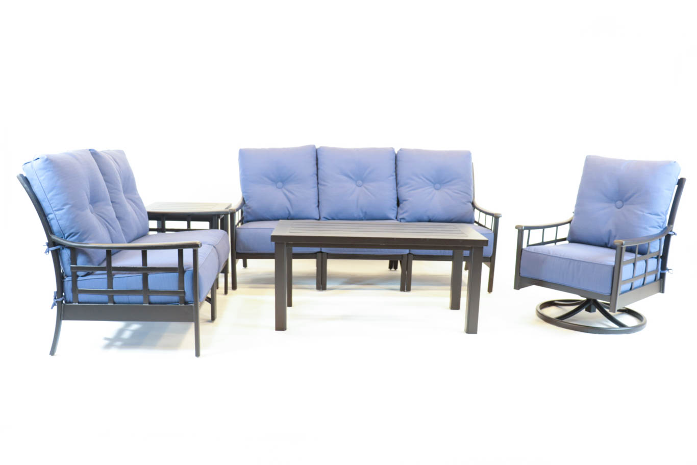 Hanamint Stratford Deep Seating Set Premium Patio