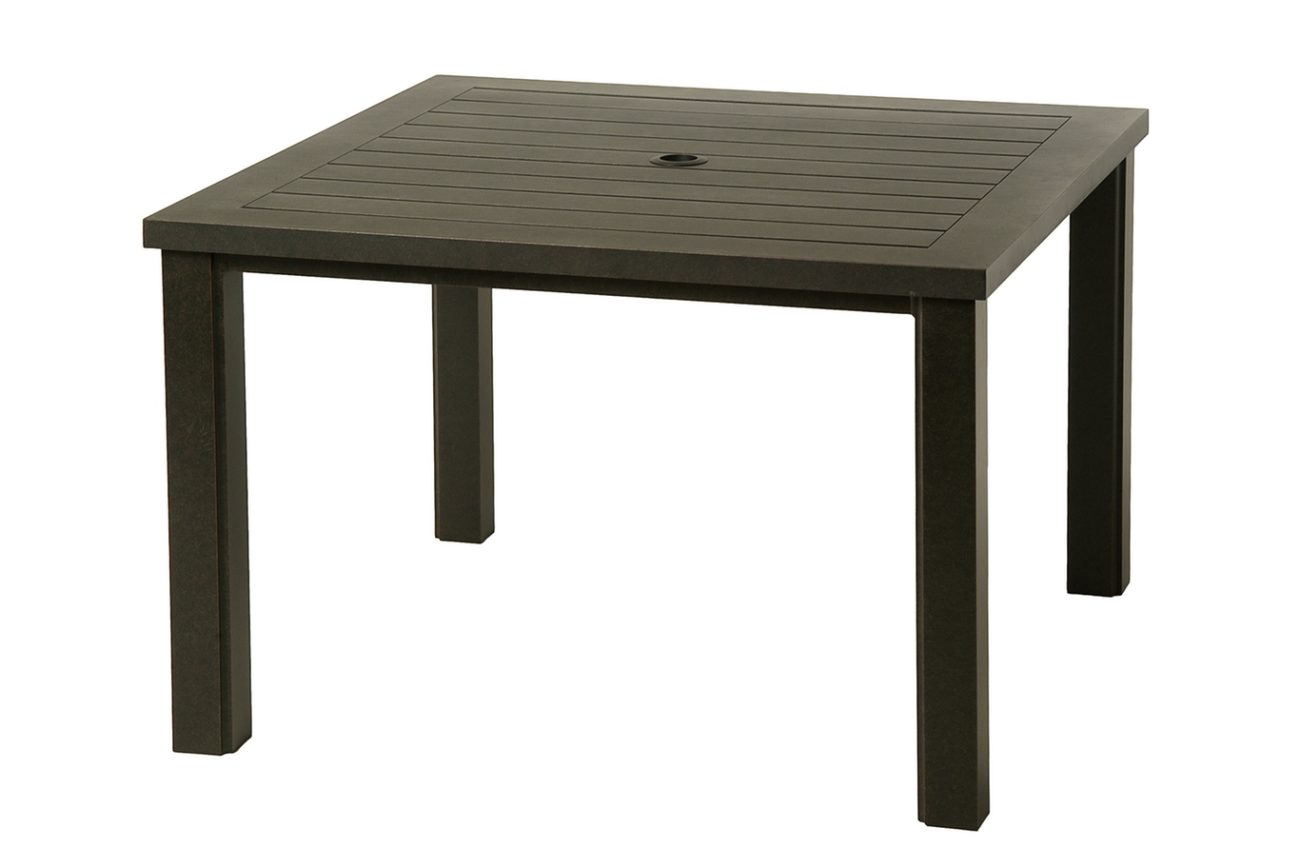 Hanamint Sherwood Dining Sets 44 Square Dining Table