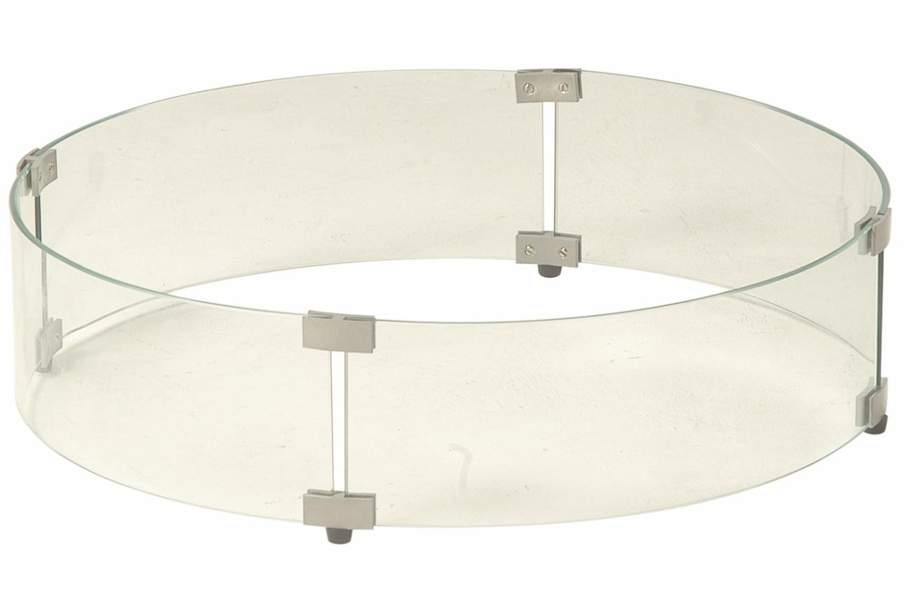 616619 – Hanamint – Mayfair – Aluminum – Round Glass Guard