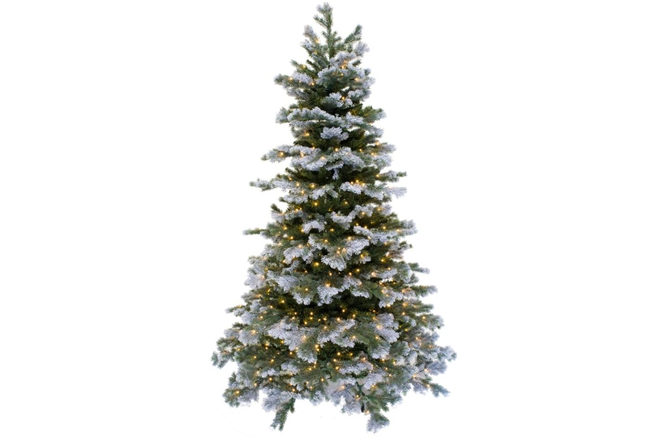 Premium Frosted Silver Tip Fir Premium Patio